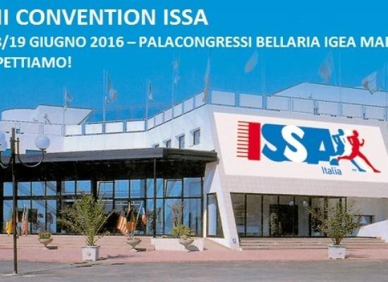 Convention ISSA – Palacongressi Bellaria Igea Marina – 17/18/19 Giugno 2016